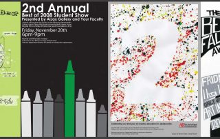 Various Poster Design for AIJAX Annual Awards